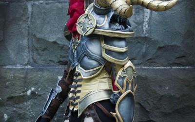 Lightning Cosplay - Demon Hunter-3