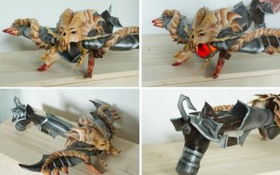 Lightning Cosplay - Demon Hunter