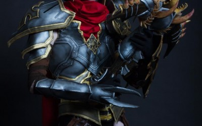 Lightning Cosplay - Demon Hunter-5