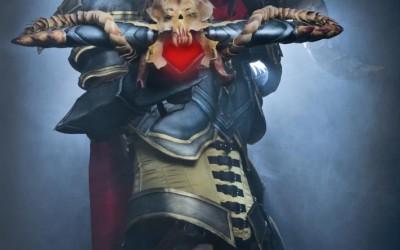 Lightning Cosplay - Demon Hunter-8