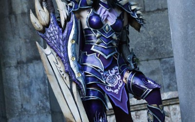 Lightning Cosplay - Guardian-4