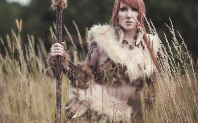 Lightning Cosplay - Nidalee-5