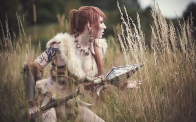 Lightning Cosplay - Nidalee-6
