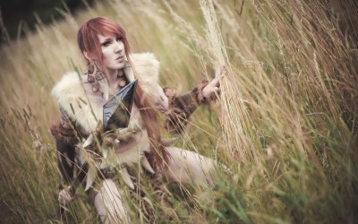 Lightning Cosplay - Nidalee-7