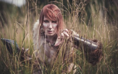 Lightning Cosplay - Nidalee-8