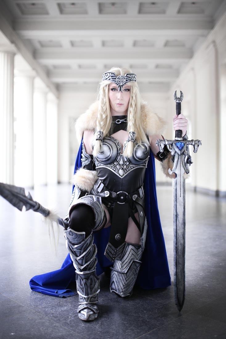 Valkyrie | Lightning Cosplay