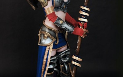 Lightning Cosplay - Wizard-3