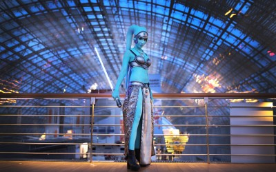 Lightning Cosplay - twilek-3