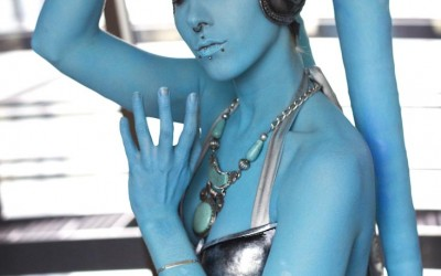 Lightning Cosplay - twilek-5