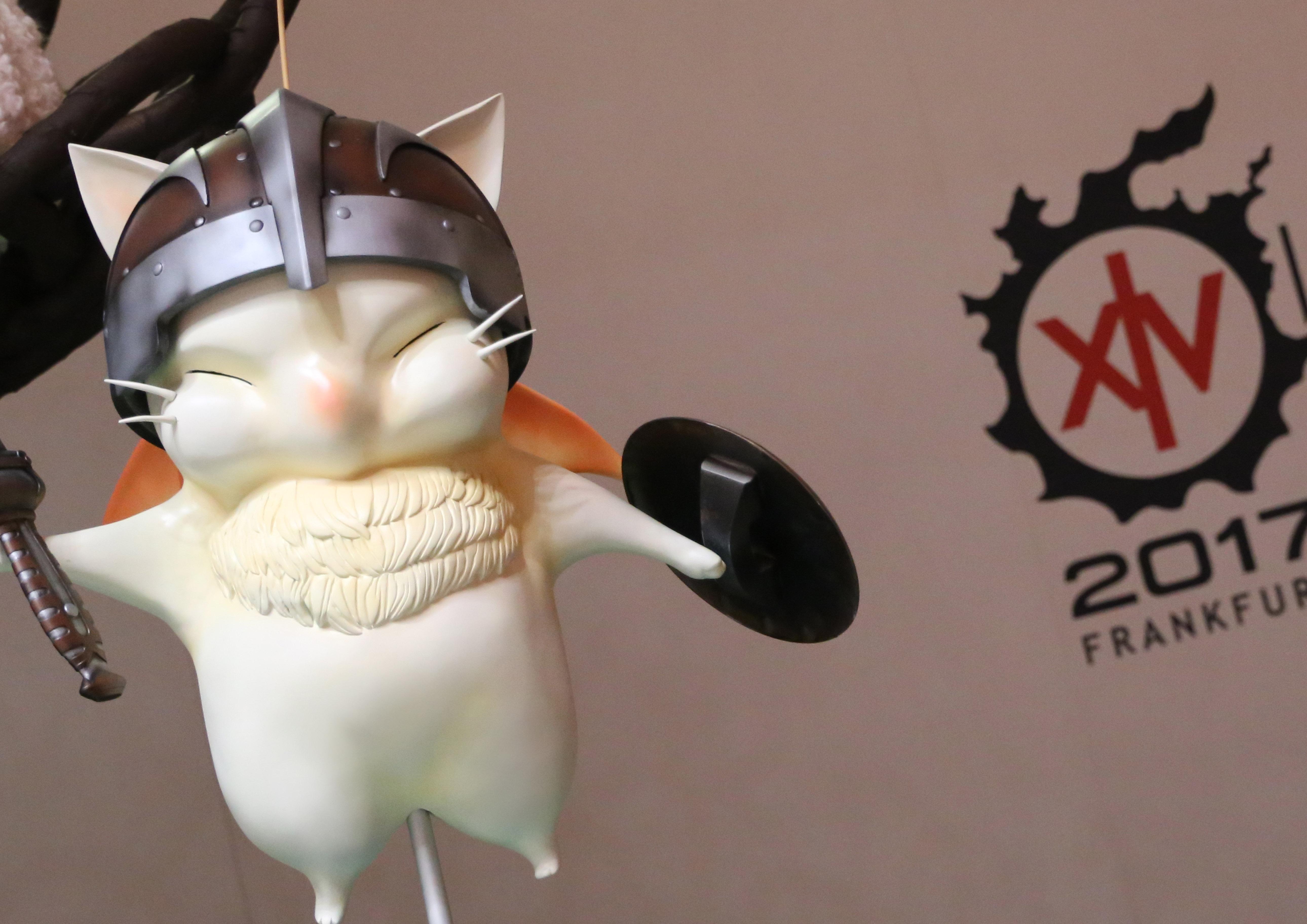 Moogle Final Fantasy Fanfest