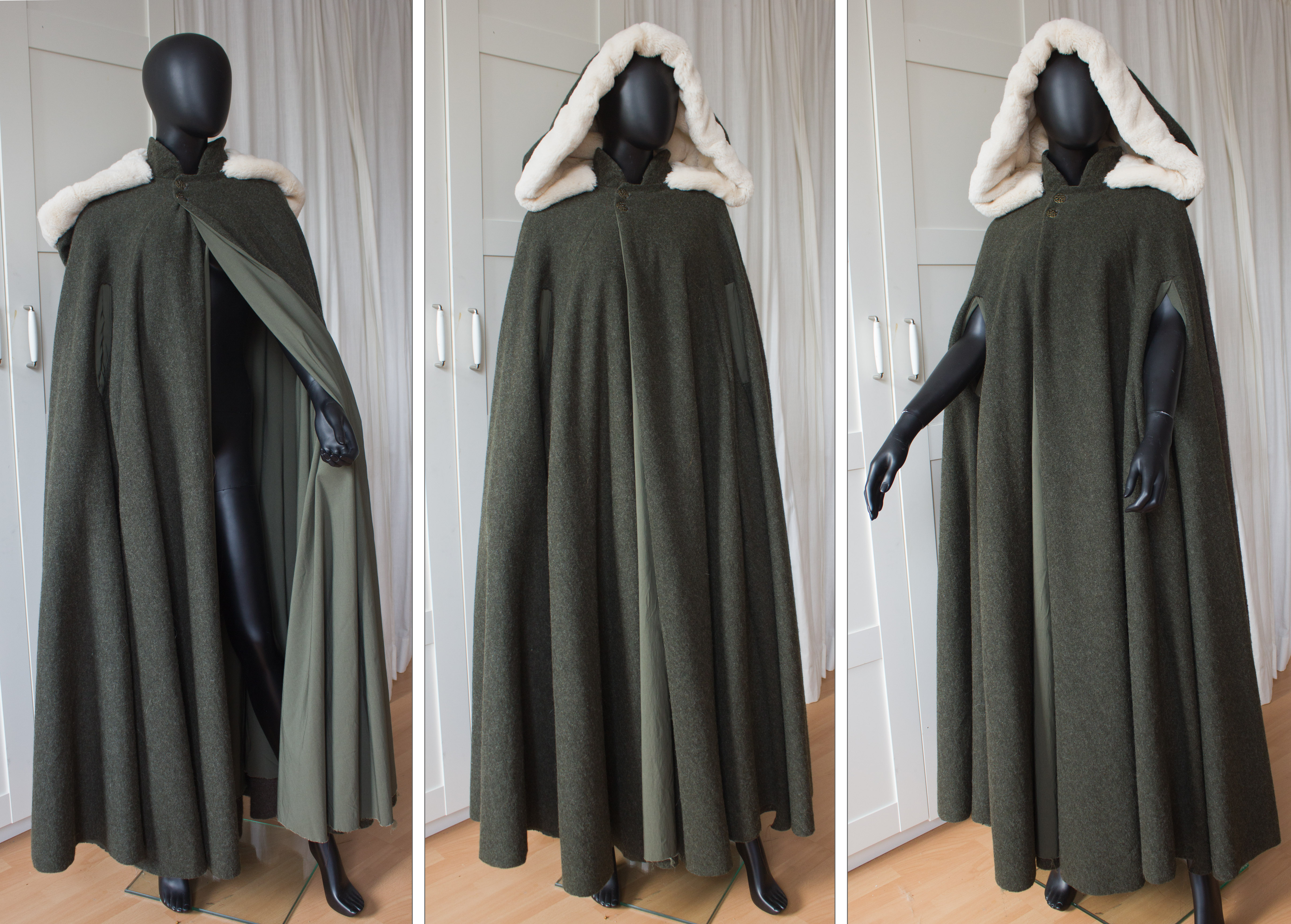 How to create cloak pattern lightning cosplay for Design a cape
