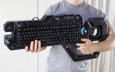 Keyboard Weapon