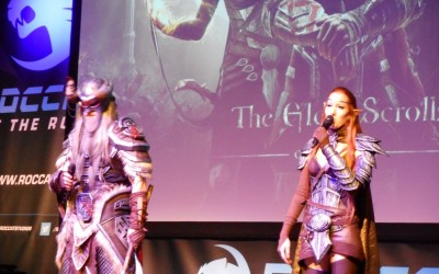 Costume Presentation for the Elder Scrolls Online