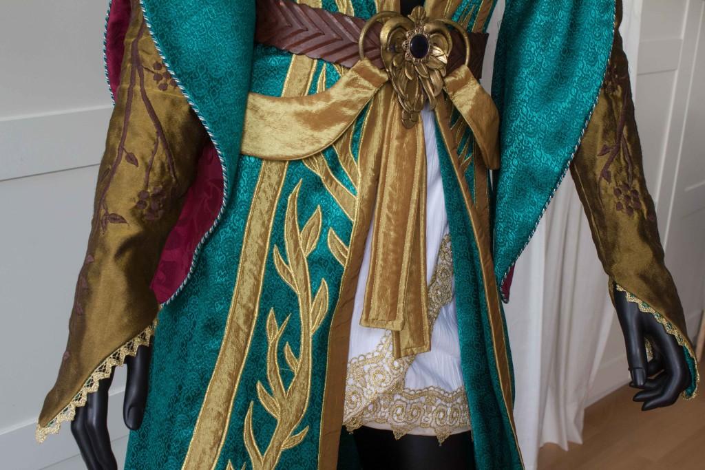 triss dress cosplay