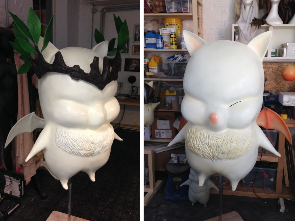 moogle making of moglin moghome