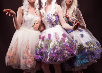 fairy flower dress