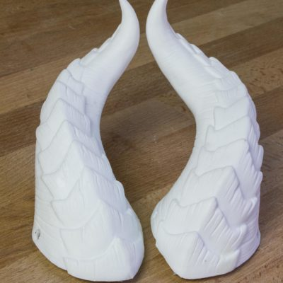Medium Dragon Horns