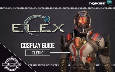 Official ELEX Cosplay Guide