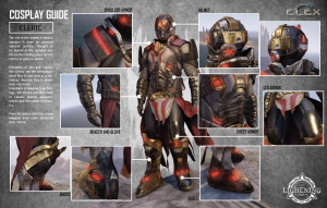 Elex Cleric Cosplay Guide