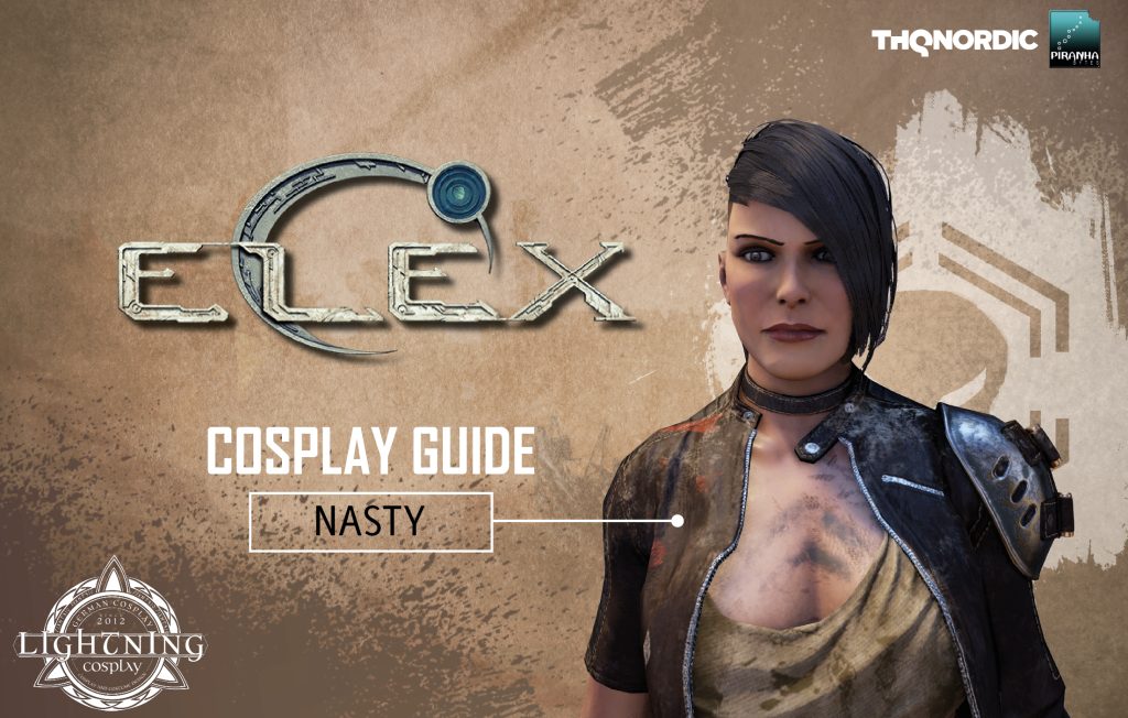 Elex Nasty Cosplay Guide