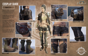 ELEX Nasty Cosplay Guide