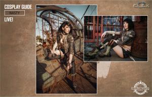 Nasty ELEX cosplay guide