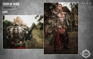 Cleric ELEX cosplay guide