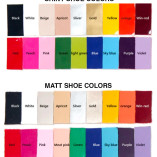 boot colors