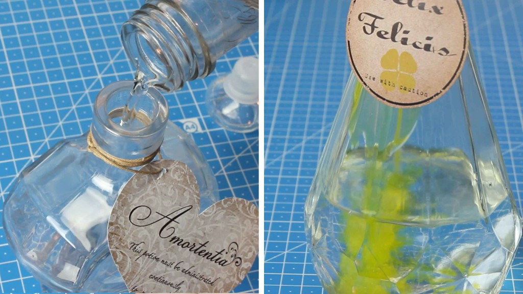 Harry Potter Potions DIY