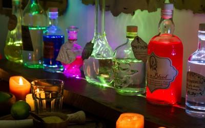 Hogwarts Potion Bar