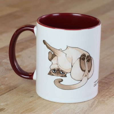 Cat Mug Amy