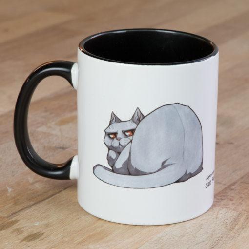 Cat Mug Föti