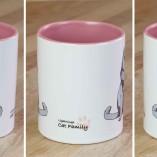 Cat Mug Rosa