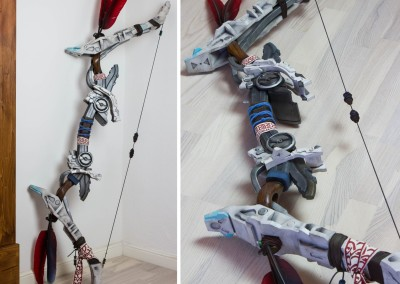 Aloy Bow Cosplay