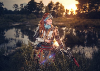 Aloy Cosplay
