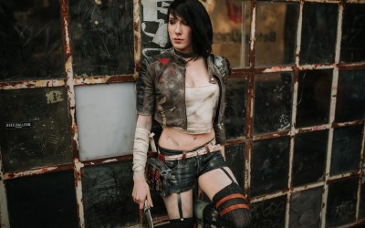 Nasty Cosplay Elex