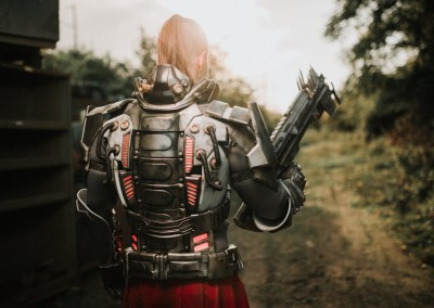 Cleric Cosplay ELEX