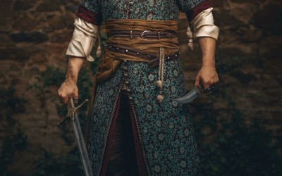 Olgierd Von Everec Cosplay