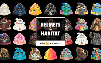 Fallout 76 – Helmets for Habitat