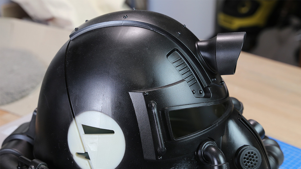 Fallout 76 – Helmets for Habitat | Lightning Cosplay