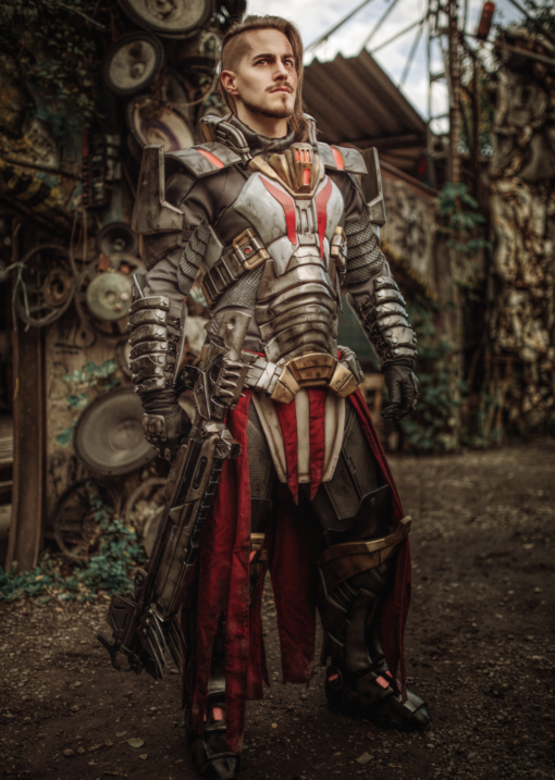 Cleric Cosplay