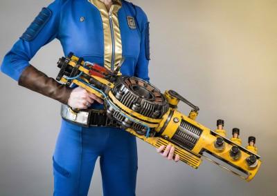 Fallout Tesla Rifle