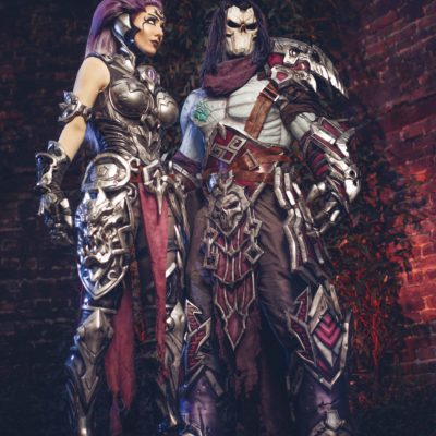 Darksiders Cosplay